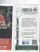 2018 2019 NEICA ad program page
